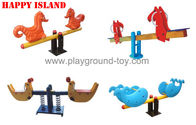 LLDPE Seesaw Playground Equipment, Playground Equipment Seesaw Untuk Anak-Anak for sale