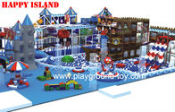LLDPE Indoor Playground Peralatan Untuk Balita Dengan CE GS Eco-Friendly for sale
